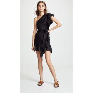 NEW Isabel Marant Etoile Teller Ruffle Dress 42